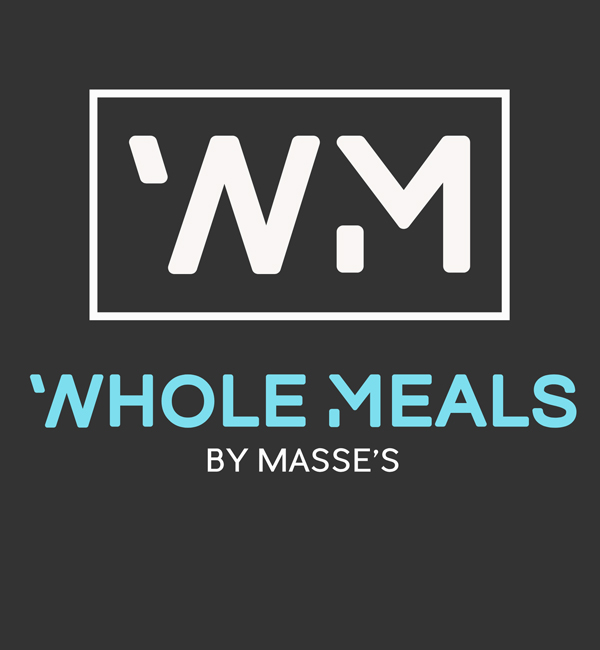 Whole Meals By Masse's Logo