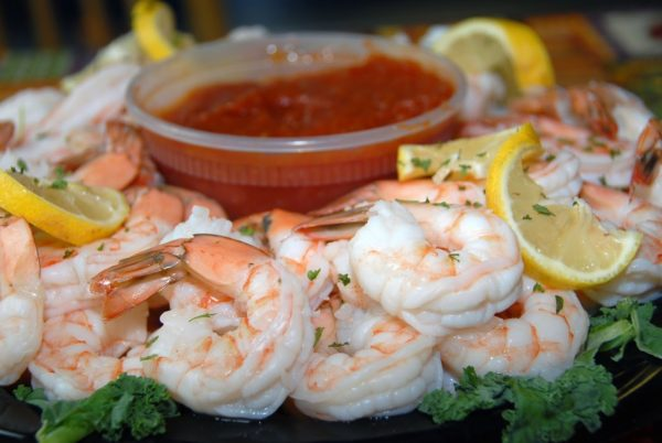 Masse's Shrimp Platter
