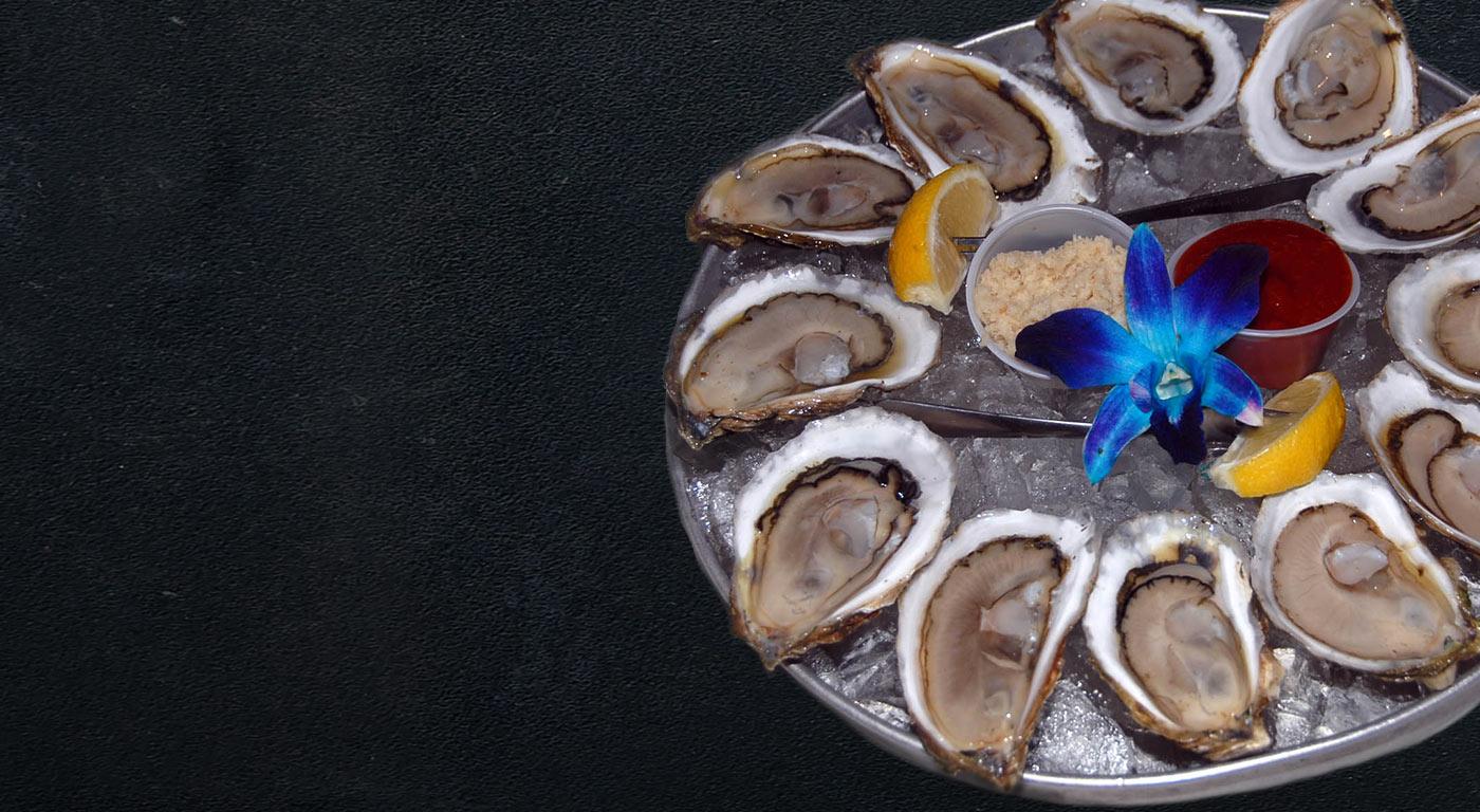 $1 oyster bar